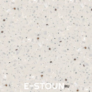 HI-MACS G102 Grey Crystal