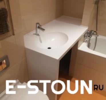 Изделие из камня в ванную: зачем, цена и как заказать?
