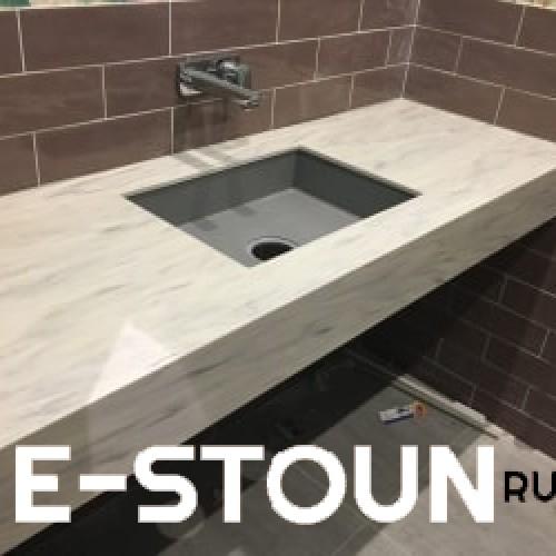 Изделие для ванной из искусственного камня Grandex M710 с