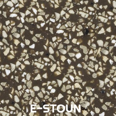 Corian Palladian Brown