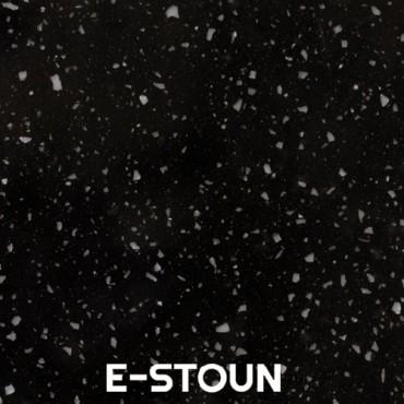 Staron PE814 Pebble Ebony